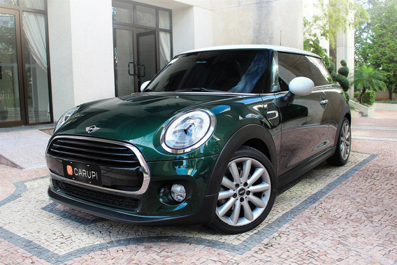 Mini Cooper 1.5 12v Turbo Gasolina Top 2p Automático