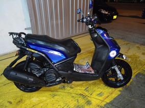 Yamaha Bws Automática
