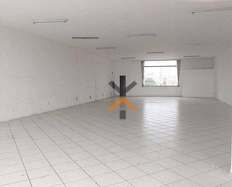 Salão Para Alugar, 250 M² Por R$ 5.500,00/mês - Vila Curuçá - Santo André/sp - Sl0037