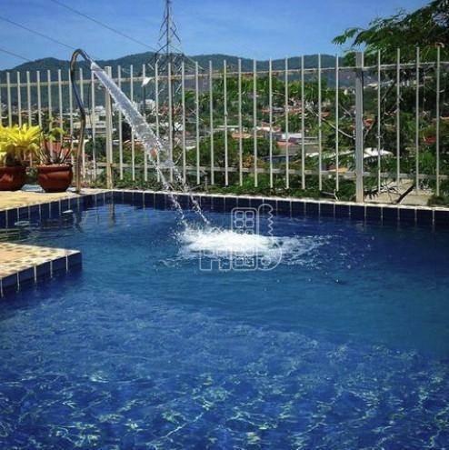 Casa Com 3 Dormitórios À Venda, 240 M² Por R$ 950.000 - Piratininga - Niterói/rj - Ca1008