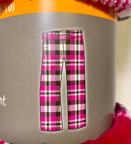 Pantalón Pijama Seacret Treasures Dama Talla Mediano A3