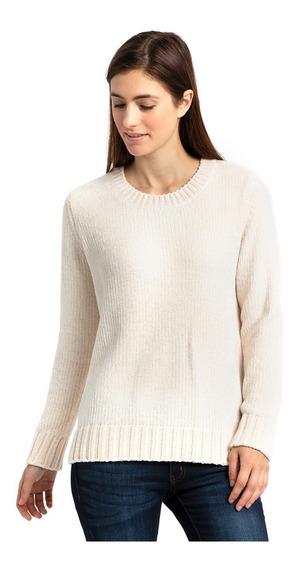 Sweater Dama Felpa Suave Aterciopelado Manga Larga