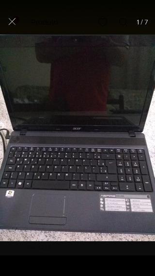Notebook Acer 5250 ( Tô Vendendo Peças )