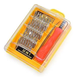 Kit Para Manutenção De Celular - 32 Chaves