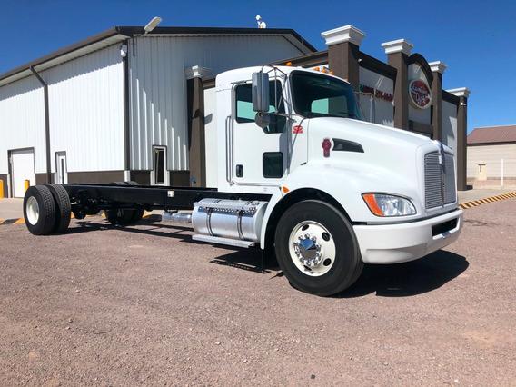 Camión Rabón Kenworth T300 2010 Automático Placas Federales