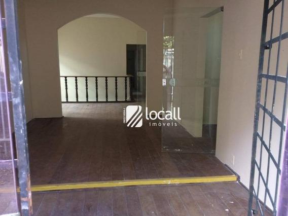 Casa Para Alugar, 263 M² Por R$ 1.500/mês - Boa Vista - São José Do Rio Preto/sp - Ca2060