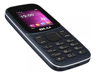 Celular Blu Z5 Z211 Azul Escuro Dual Sim Camera Vga