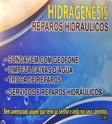 Reparos De Hidráulica Hidragenesis Cg
