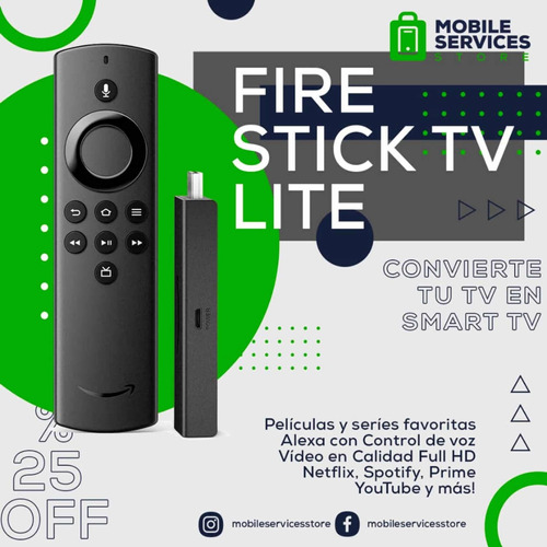 Fire Stick Lite