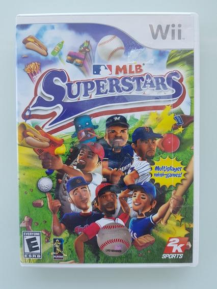 Mlb Superstarssuperstars Original Nintendo Wii