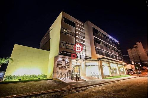 Sala À Venda Por R$ 441.104,00 - Centro - Içara/sc - Sa0139