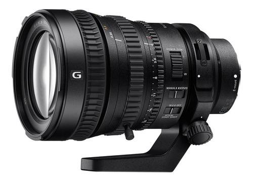 Lente Sony G Full Frame Fe Pz 28-135mm F4 G Oss | Selp28135g