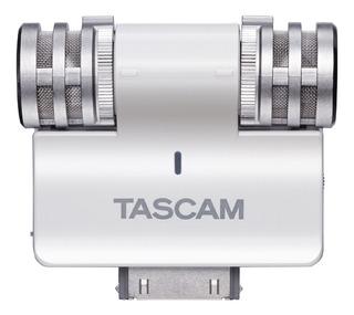 Microfono Tascam Im2 Stereo Para iPhone/iPad Detalle Sale%