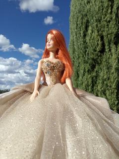 Vestido Barbie Quince