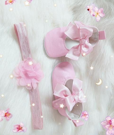 Baleta Precaminadores Para Bebé Niña