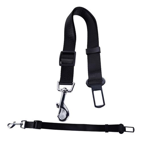 Cinturón De Seguridad Para Perros Regulable Correa 70 Cm