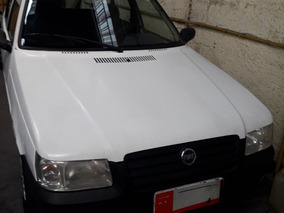 Fiat Uno Mille 1.0- 4 Portas Gasolina 2005/2005 Branco