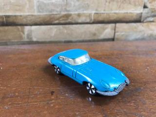 Duas Miniaturas Da Faller Trol, Raras Porsche, Jaguar
