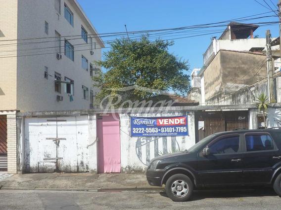 Terreno, Ponta Da Praia, Santos - R$ 690 Mil, Cod: 269 - V269