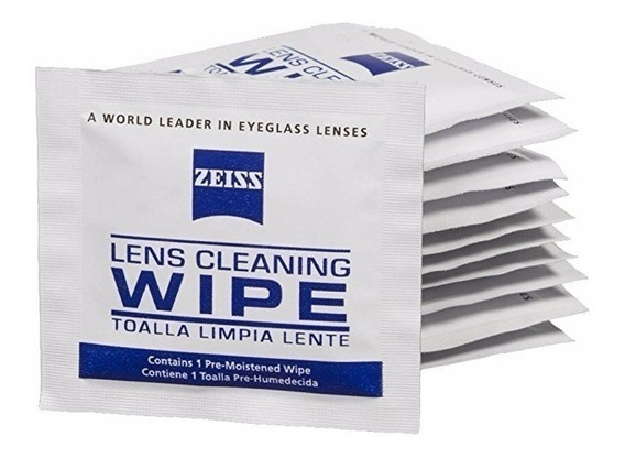 225 Lenços Zeiss Limpeza Óculos Lentes Em Geral Frete Grátis