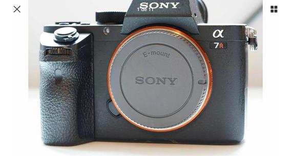 Sony A7r Ii Câmera - Perfeita 4k -