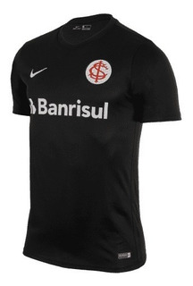 Camisa Nke Internacional Iii 2019 Preta Masculina Original
