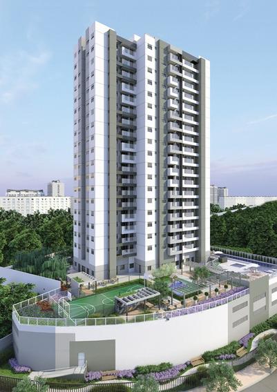 Apartamento Em Santo André, 62mts, 2 Dormitórios Com Suíte
