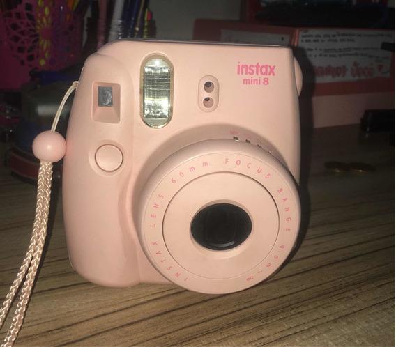 Câmera Polaroid Instax Mini8
