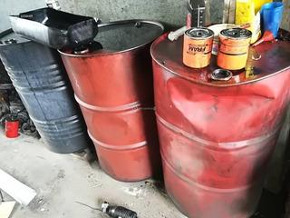 Aceite Quemado. Solo Diesel 50 Sin Agua Ni Birutas.