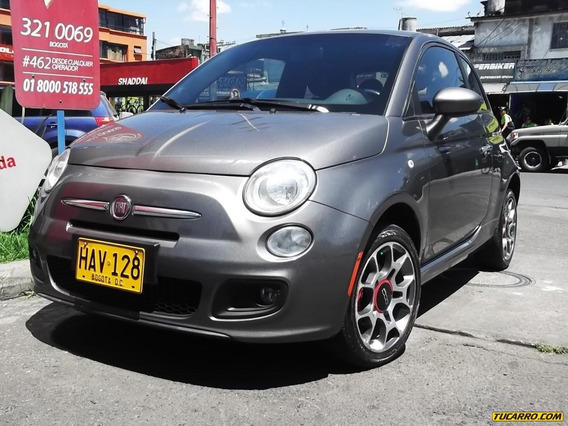 Fiat 500 Sport Coupe