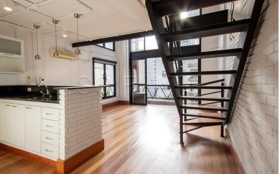 Apartamento Sem Mobília Nos Jardins Para Locação: Ótima Localização, Prox A Av. Paulista - Sf27562