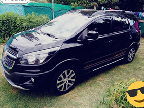Chevrolet Spin Active 1.8 Mt