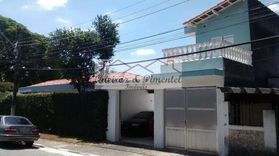Sobrado A Venda No Bairro Interlagos Em São Paulo - Sp. - 960-1