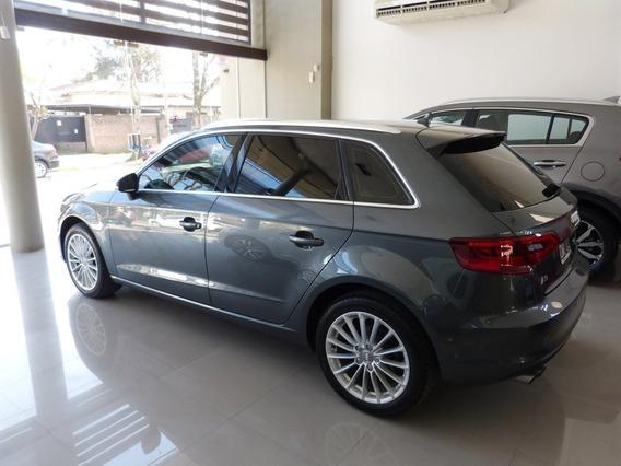 Audi A3 1.8t 180cv S-tronic Integral / Impecable