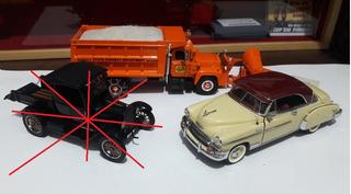 Lote De Miniaturas Mack Chevrolet 1:24 E 1:35 Leia