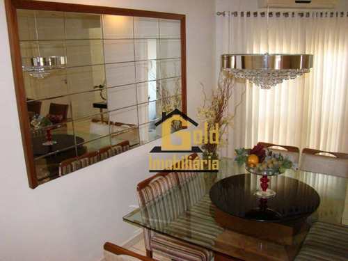 Casa Com 3 Dormitórios À Venda, 204 M² Por R$ 576.800,00 - Jardim Anhangüera - Ribeirão Preto/sp - Ca0594