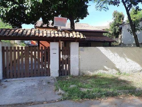 Imagem 1 de 12 de Casa Com 3 Dormitórios À Venda, 120 M² Por R$ 400.000,00 - Maralegre - Niterói/rj - Ca11994