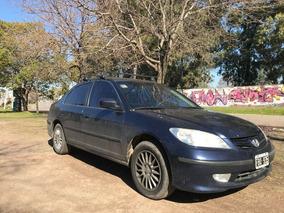 Honda Civic 2005 Automatico 1.7 Ex At