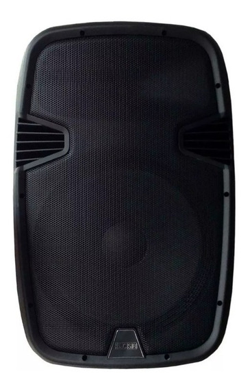 Caixa De Som Ativa Csr 5512a Usb Woofer12 Pol Bi Amplificada