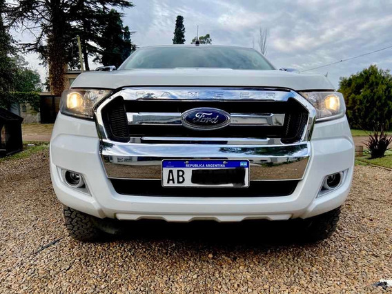 Ford Ranger 3.2 Cd Xlt Tdci 200cv Manual 4x2 2018