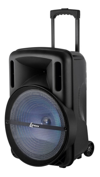 Caixa Amplificada 500w, Bluetooth, Bat Interna Ca350 Lenoxx
