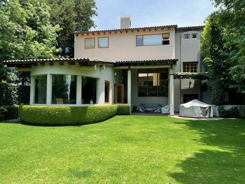 Imagen 1 de 30 de Casa En Venta En Hacienda Santa Fe