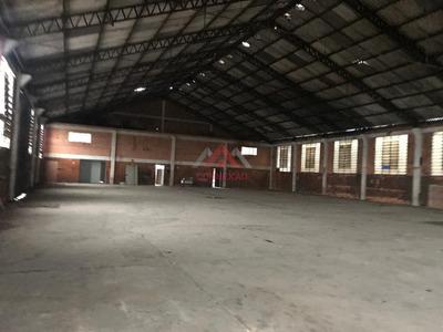 Galpão Industrial Para Venda E Locação, Jardim Altos De Itaquá, Itaquaquecetuba - Ga0078. - Ga0078