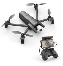 Drone Parrot Anafi 4k - Com Defeito - Kit Completo