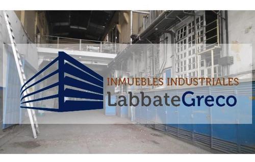 Nave Industrial - Villa Lynch