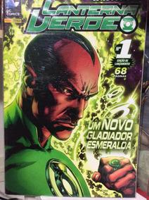 Lanterna Verde - Os Novos 52 - Edições 1 Ao 20 + Especial 0