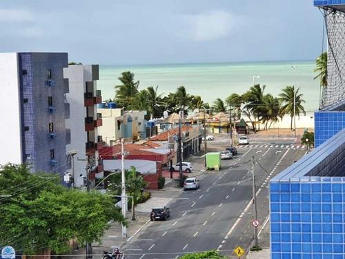 Apartamento Frente Rua A 150 Metros Da Praia Do Cabo Branco - 34868