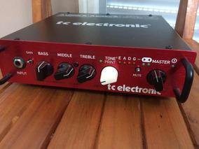 Cabeçote Para Baixo Tc Electronic Bh250.