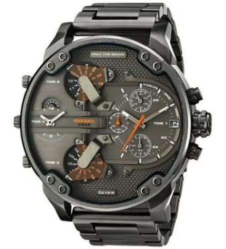 Relógio Diesel Masculino Mr. Daddy Cronógrafo Dz7332