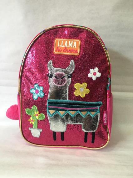 Mochila 12 Pulgadas Llama No Drama Hot Sale